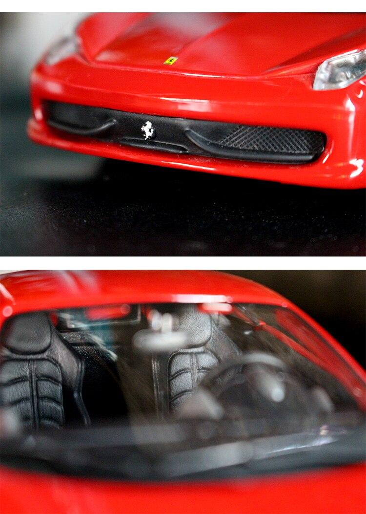 simulação liga carro modelo artesanato decoração coleção ferramentas