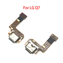 USB Charger Charging Dock Port Connector Flex Cable For LG Q7 Q610(China)
