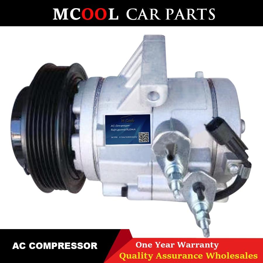 Brand New A//C AC Compressor With Clutch Fits 2008-2013 BMW 328i 3.0L