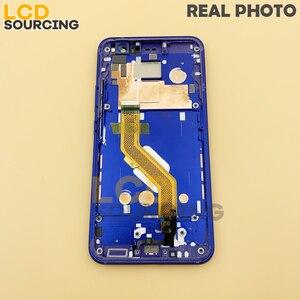"""Image 4 - 5.5 """"LCD Display Für HTC U11 LCD Screen Touch Screen + Rahmen Digitizer Montage Für HTC U11 Display Ersetzen für HTC U 3w 1W 3U"""