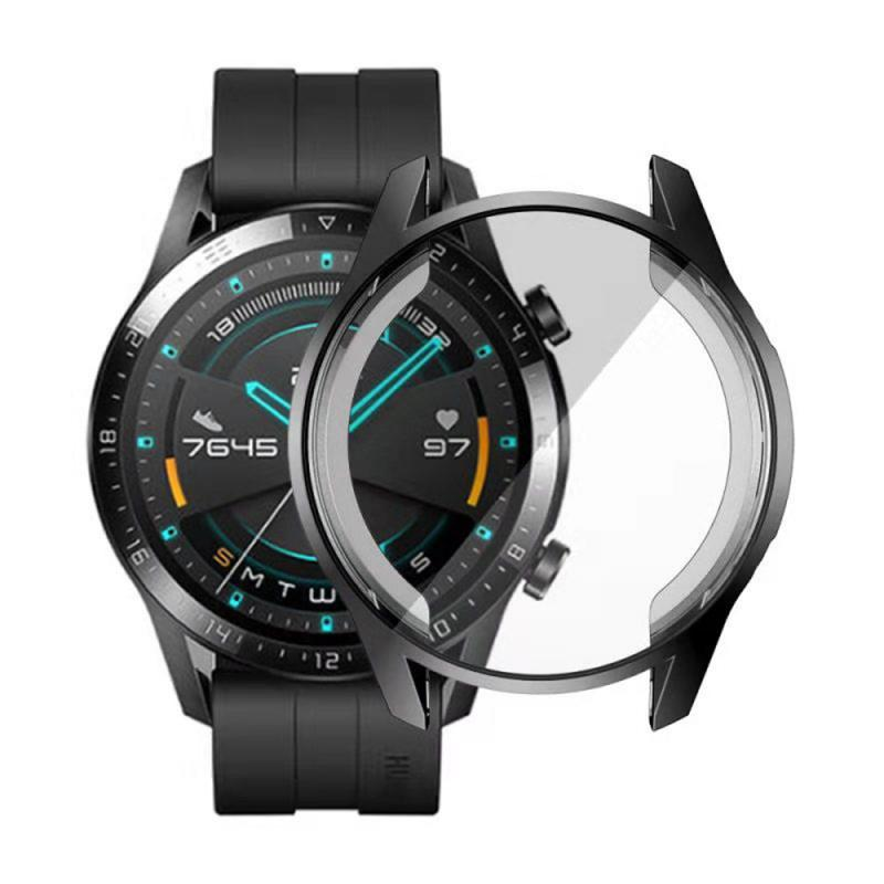 New High Quality Tpu Protection Case For Huawei Watch GT 2 Watch Magic Sport Cover Protective Case Accessories