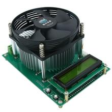 Pil test cihazı 150W sabit akım elektronik yük 60V 10A pil test cihazı deşarj kapasitesi ölçer