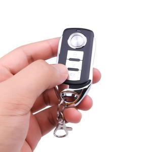 Image 4 - Kebidu Drahtlose Fernbedienung 433Mhz Kopie auto Auto Klonen Tor für Garage Tür Tragbare Duplizierer Schlüssel Fernbedienung