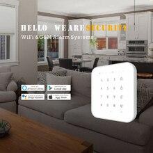 Wifi Alarm Burglary-Alarm-System Voice-Control Intrusion Alexa Smart-Life-App Google