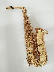 Alto Saxophone Music-Instrument Professional-Grade A-992 E-Flat Customized Performance-Free
