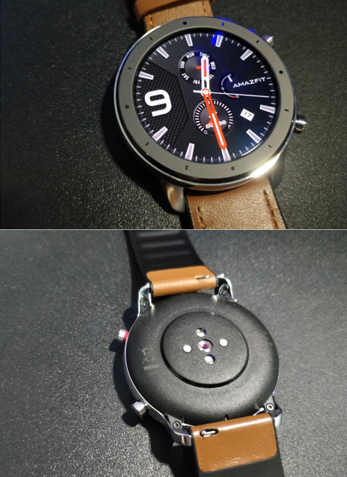 Global version amazfit gtr 47mm smart watch