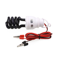 Световая лампа УФ лампа флуоресцентная ультрафиолетовая W/зажим 20W