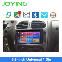 6.2 Universal Head Unit Single Din Built In DSP Mirror Link Wifi Bluetooth SWC Android 8.1 Car Radio Stereo NO DVD GPS Player funrover 7 in dash car stereo 2 din navigation gps car dvd player head unit audio car for vw jetta bluetooth built in free can