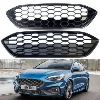 Rejilla de parachoques frontal de carreras para Ford Focus MK4 st-line 2019 2020