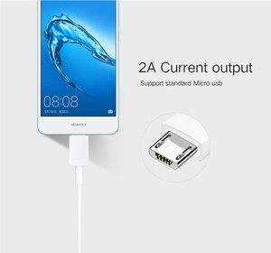 Оригинальный зарядный кабель Huawei Mate 10 Lite 2A micro USB Быстрый кабель для p8 p9 p10 lite mate 10 lite Honor 8x 7x y5 y6 y7 y9