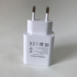 Image 2 - Original HUAWEI Supercharge Super Charging Wall Charger Fast Charge Adapter For Mate 20 9 10 pro P20 Pro P30 Honor 10 20 V20