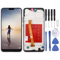 2019 LCD Screen and Digitizer Full Assembly for Huawei P20 Lite / Nova 3e
