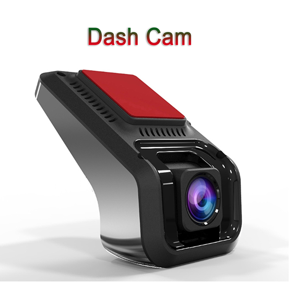 Car Front Camera Dash cam DVR 170 Degree Cam Full HD 1080P automobile data recorder Accessories for car DVD player navigation