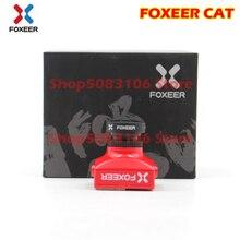 Foxeer CAT Super Starlight FPV Cámara 0.0001lux baja latencia noche vuelo 16:9/4:3 PAL/NTSC conmutable soporte de 5-4