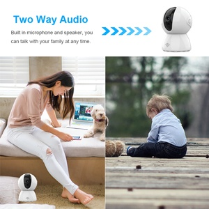 Image 5 - ZILNK IP Camera Wi Fi 1080P 720P HD Home Security Wireless Network Camera CCTV Surveillance P2P Night Vision Baby Monitor YCC365