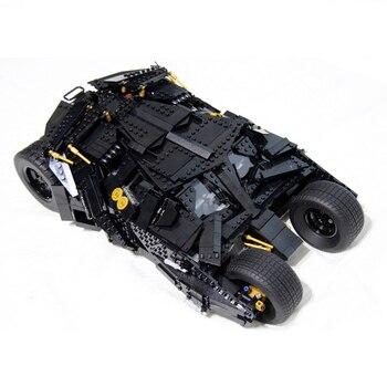 Batmobile Vehicle Model  2