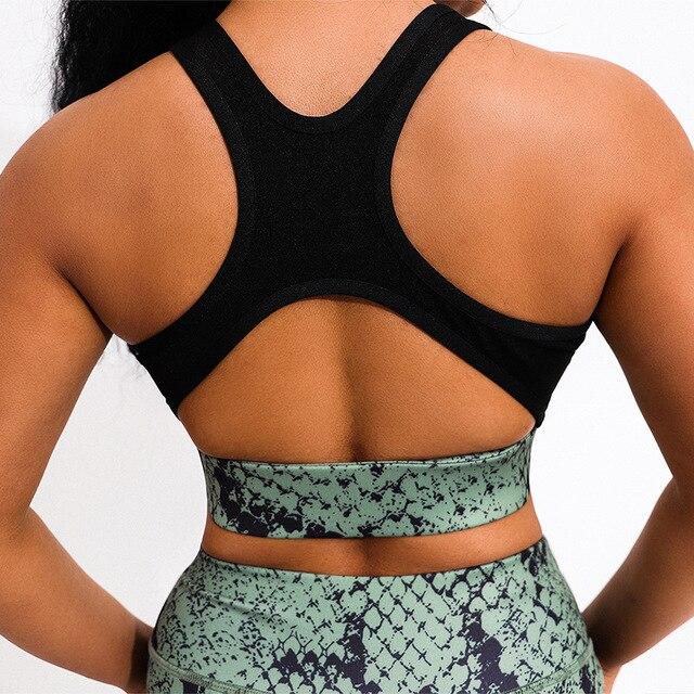 Фото женский комплект для йоги женский спортивный костюм фитнеса