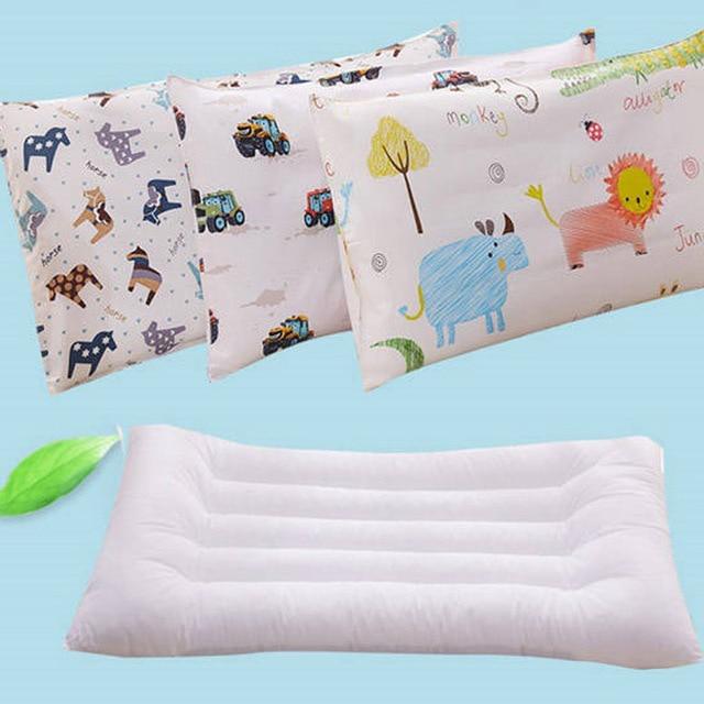 Kids Cartoon Printed Cotton Pillow 6