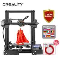 Newest Full Metal Ender-3/Ender-3X/Ender-3PRO CREALITY 3D Printer Open Source 3D Printer With Removable Build Surface