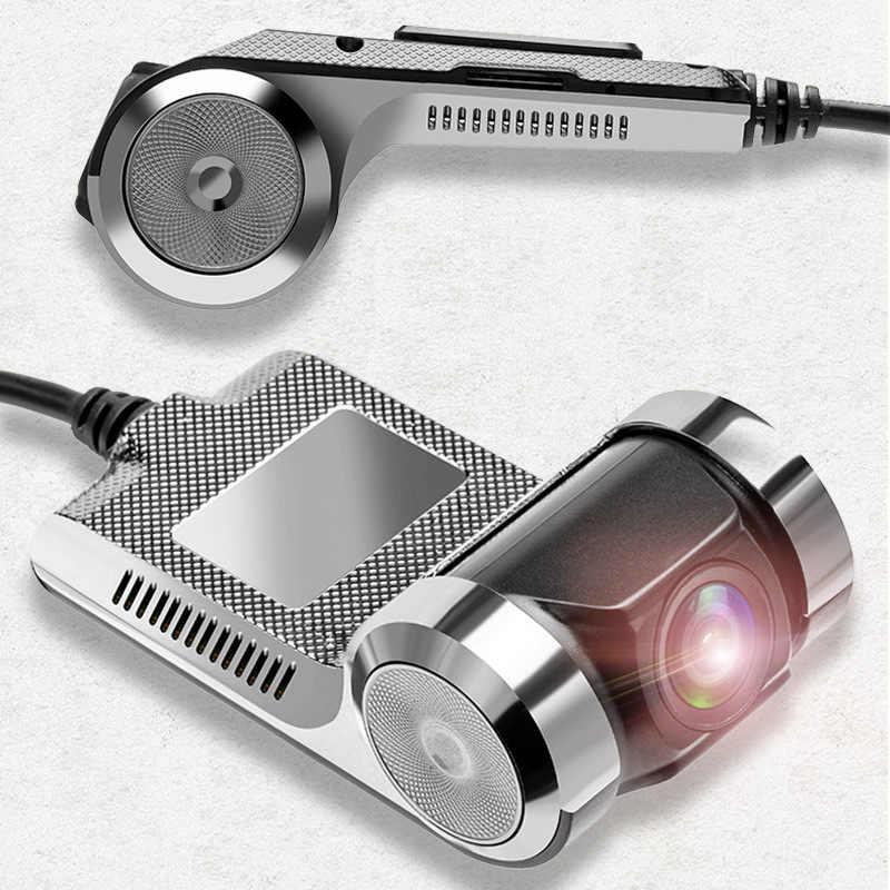 جهاز تسجيل فيديو رقمي للسيارات داش كام USB DVR داش كاميرا صغيرة محمولة جهاز تسجيل فيديو رقمي للسيارات HD كاميرا سباق بالرؤية الليلية مسجل لنظام أندرويد