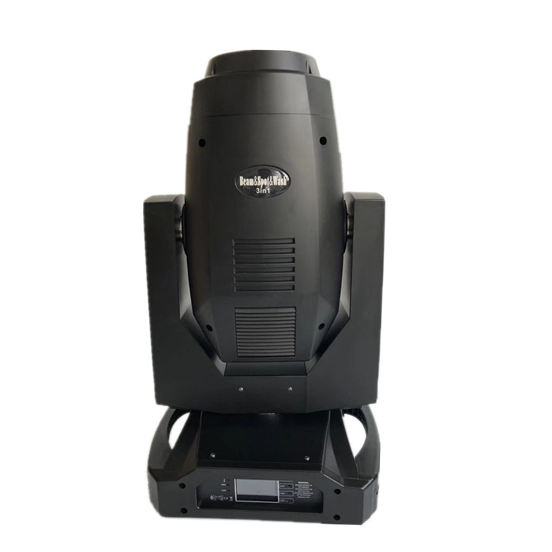 440W 20R 3 in 1 beam wash spot moving head dmx stage light with zoom double prism