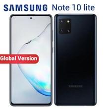 Globale Samsung Galaxy Note 10 Lite 8GB 128GB Handy NFC Exynos 9810 N770F/DS 6.7