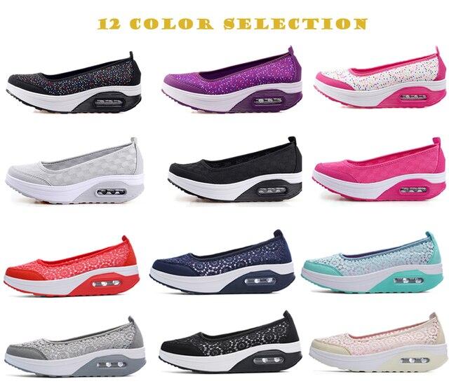 Mesh Sneakers for Women - 6 Colors 5