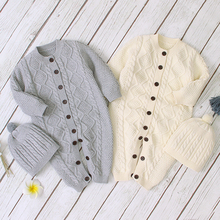Newborn Baby Romper For Boys 100% Cotton Knitted Ba