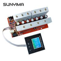 DC12 24V 48V To 220V Universal Pure Sine Wave Frequency Inverter Board WithLCD Display Circuit Main Model inverters For DIY