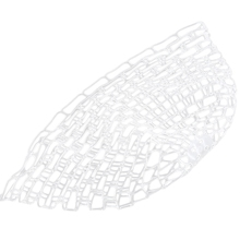 47 дюймов прозрачный резиновый сменный сетчатый сменный мешок для ловли нахлыстом сачок рыболовные снасти