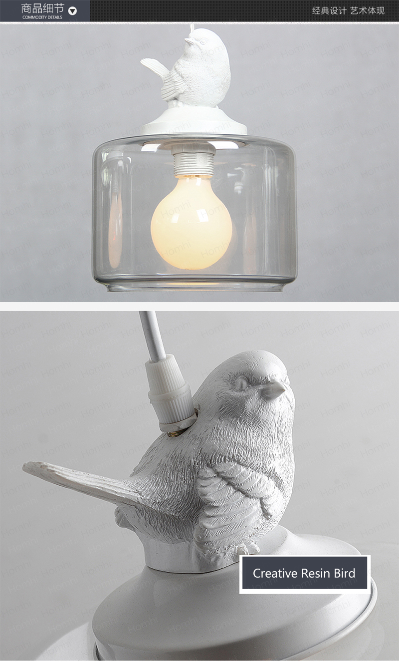 moder iluminação pingente para ilha da cozinha