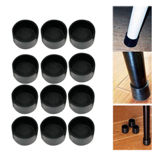 24pcs/set Home For Outdoor Multifunction Anti Scratch Easy Install Balcony Floor Protector Tables Patio Furniture Feet Caps