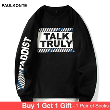 PAULKONTE Stranger Things Sweatshirts Autumn And Winter New Mens High Quality Casual Printing Hoodies Tops Pullover