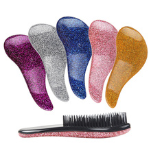 Fashion Plastic Comb Tangle Teezer Airbag Tooth Scalp Massage Hair Styling Tools