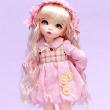 Bjddoll 1/6 ante bjd boneca alias olho livre moda renascimento das mulheres modelo de brinquedo de presente