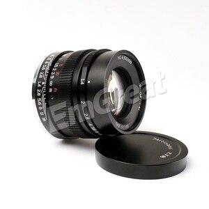 Image 5 - 7 Nghệ Nhân 35 Mm F1.4 Full Khung Tập Trung Cố Định Ống Kính Prime Đến Tất Cả Các Đĩa Đơn Series Cho Sony Ngàm E máy Ảnh A7 A7II A7R A7RII A7S A6500