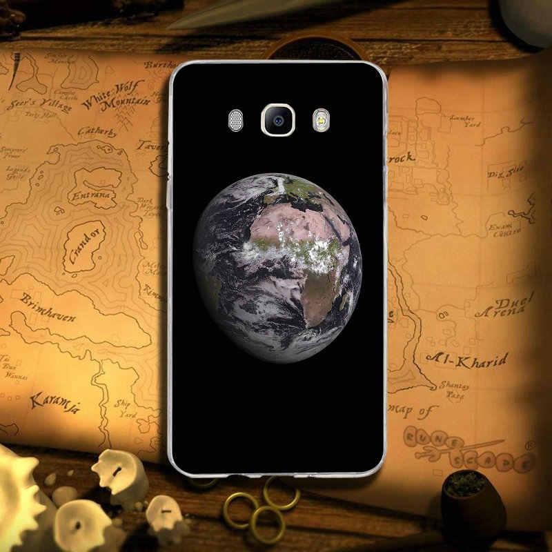 Silicone souple TPU Téléphone étuis pour samsung Galaxy A3 A5 A7 ...