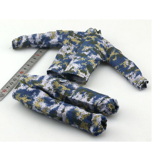 Image 1 - 1/6 חיל הים חייל פעולה דמויות קרב בגדי חליפת עבור 12 סנטימטרים זכר פעולה דמויות