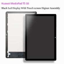 """10.1 """"สำหรับ Huawei MediaPad T5 10 AGS2 L09 AGS2 W09 AGS2 L03 AGS2 W19 จอ LCD Digitizer ASSEMBLY Glass ฟิล์ม"""