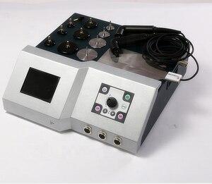 Image 4 - Радиочастотная машина INDIBA для глубокого Детоксикации тела для удаления целлюлита с проионной системой