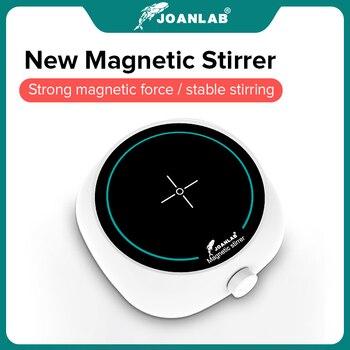 Agitador magnético de tienda oficial JOANLAB, equipo de laboratorio, agitador magnético, mezclador magnético, capacidad de agitación de 2L con barra de agitación