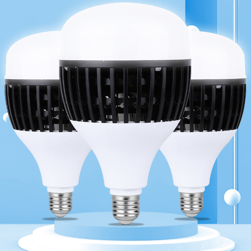 High Power Led Bulb E27 220V LED Lamps 50/80/100/150W Lampada For Garage Workshop Warehouse Factory Super Bright Led Lights