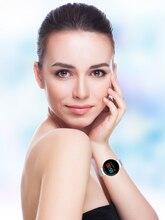 Woman Smart Watch Bracelet Fitness Tracker IP67 Waterproof Women Sport Smartwatch Heart rate Blood Pressure For Android iPhone