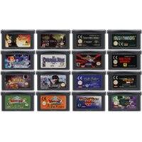 Nintendo 32 Bit Trò Chơi Hộp Mực Tay Cầm Thẻ Game Nhập Vai Vai Trò Chơi Loạt Trò Chơi Thứ Hai Phiên Bản
