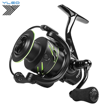 13+1BB Spinning Fishing Reel Fishing Wheel for Saltwater Full Metal Spool Reels 9kg Max Drag 5.0:1/4.7:1 Fishing Tackle Spinning new ryobi accurist 2000 3000 4000 fishing spinning reel 4 1bb 3kg 5kg max drag reels fishing wheels metal spool saltwater