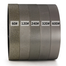 """6"""" Diamond Grinding Disc CBN Grinding Wheels for Sharpening Metal Stone Grinding and Processing"""