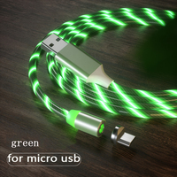 green for micro usb