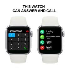 T500 Smart Watch Bluetooth Call 44mm Fitness Tracker Blood Pressure Heart Rate Braclet Sport Men Watch Women Smartwatch 2021