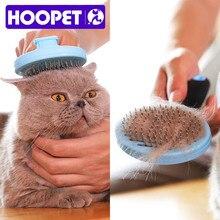 Cat Comb Brush HOOPET Short-Hair Grooming Shedding-Tool Quick-Clean Dog Pet-Fur