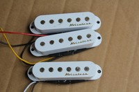 free shipping  top quality electric guitar pickups sss SINGLE COIL noiseless pickups
